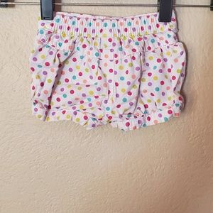 Garanimals Bottoms - Garanimals polka dot shorts 12 months